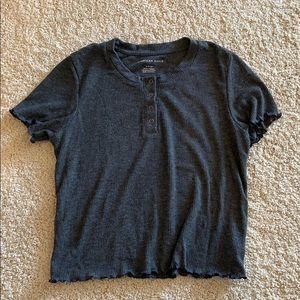 American Eagle crop top, size S